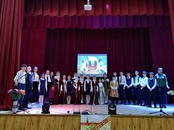 Республиканский семинар-практикум в «ДК с.п. Галашки»