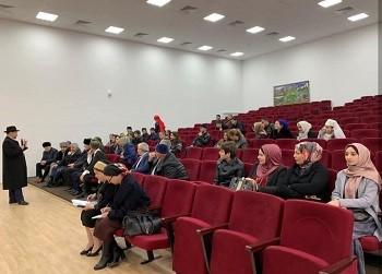 Встреча министра культура и архивного дела РИ и работников культуры