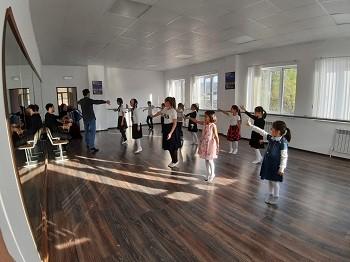 Танцевальная группа «Беркат»