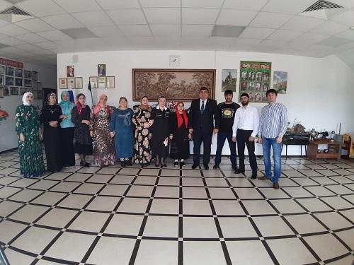 29 годовщина образования республики Ингушетия